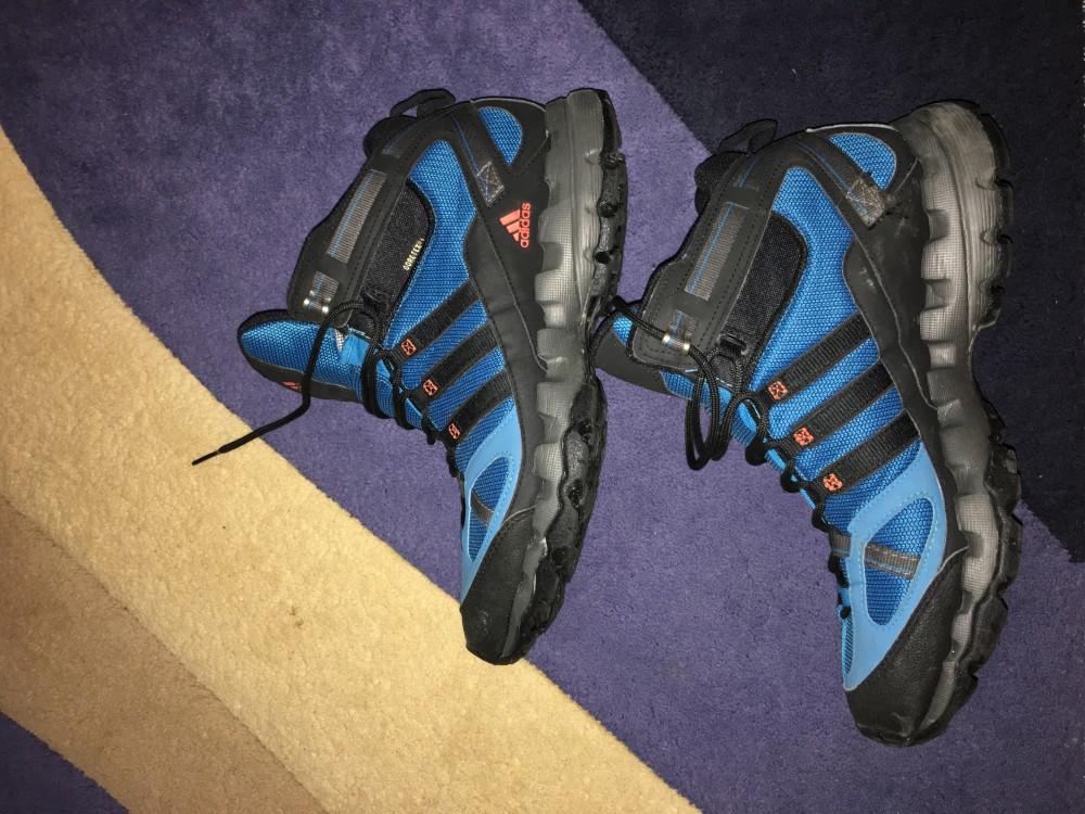 3287bb55cdf Prodám zimní boty Adidas vel.9