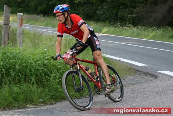 Cyklotrasa na Královec