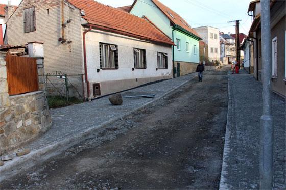 Rekonstrukce v ulici Kramolišova  1b3a8a876c